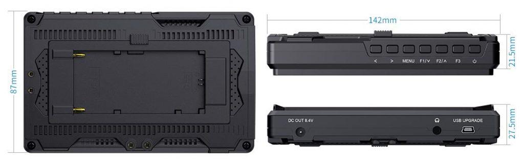 5 inch field monitor1