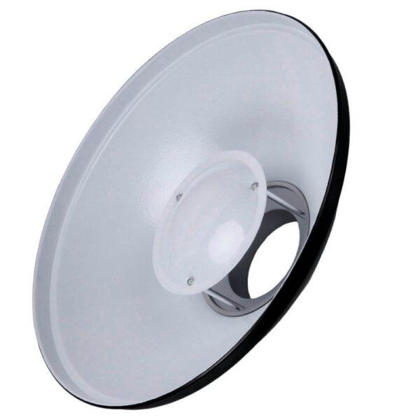godox bdr w550 beauty dish 550mm white bounce 1