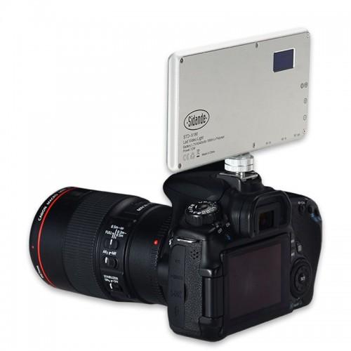sidande x180 mini metal led video photographic light 1 500x500 1