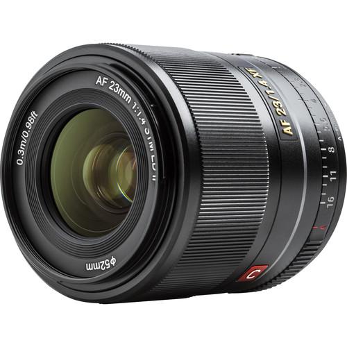 Viltrox AF 23mm f.1.4 XF Lens for FUJIFILM X foto