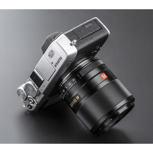 Viltrox AF 23mm f.1.4 XF Lens for FUJIFILM X