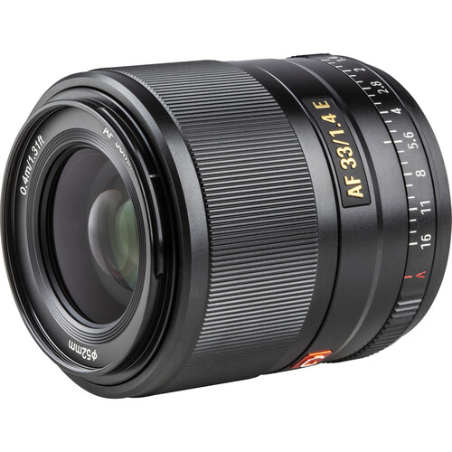 Viltrox AF 33mm f.1.4 E Lens for Sony E foto 1