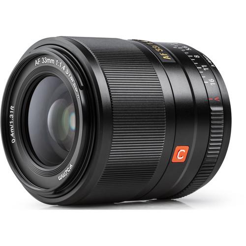 Viltrox AF 33mm f.1.4 XF Lens for FUJIFILM X foto