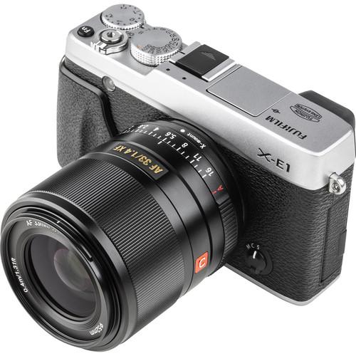 Viltrox AF 33mm f.1.4 XF Lens for FUJIFILM X