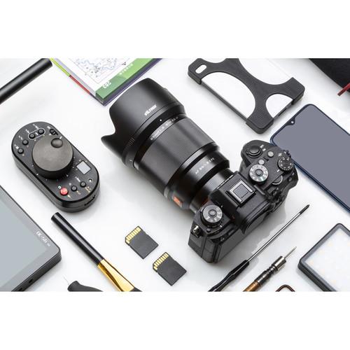 Viltrox AF 85mm f.1.8 FE II Lens for Sony E
