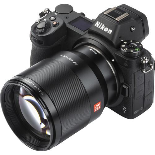 Viltrox AF 85mm f.1.8 Z Lens for Nikon Z
