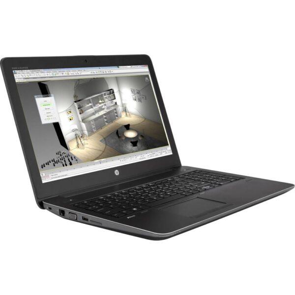 HP ZBook 15 G4 2