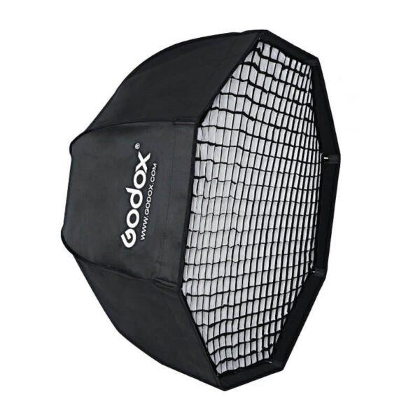 godox sb gue80 umbrella style softbox with bowens mount octa 80cm