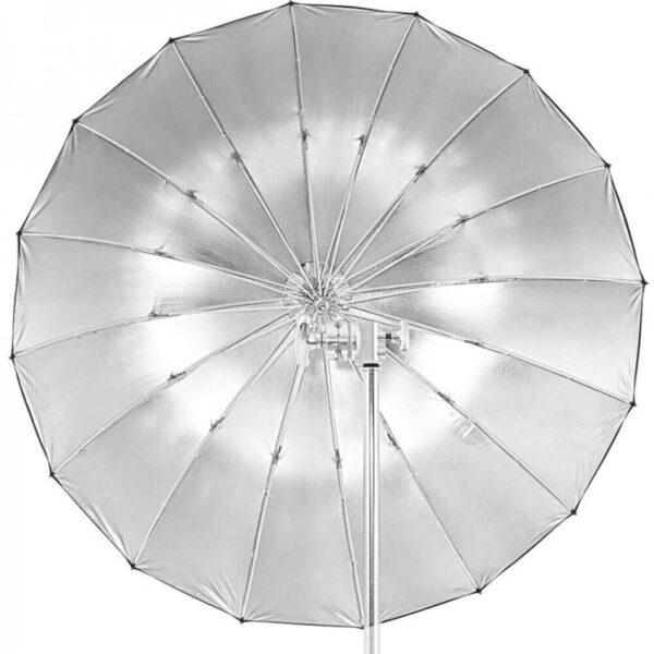 godox ub 85s silver parabolic umbrella 2